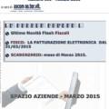 Spazio Aziende - Marzo 2015 - n. 111