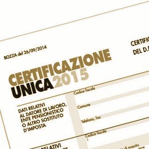La certificazione unica per gli autonomi e la scadenza del for Scadenza presentazione 730 anno 2017